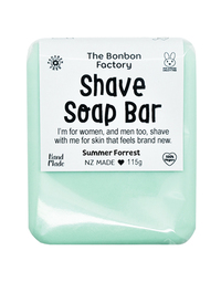 The Bonbon Factory - Shave Soap Bar (115g)