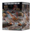 Warhammer 40,000: Sector Mechanicus Munitorum Munitions Hub