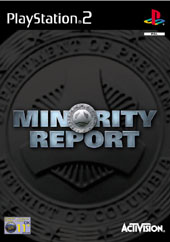 Minority Report for PS2