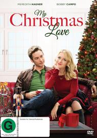 My Christmas Love on DVD