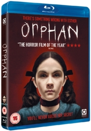Orphan on Blu-ray