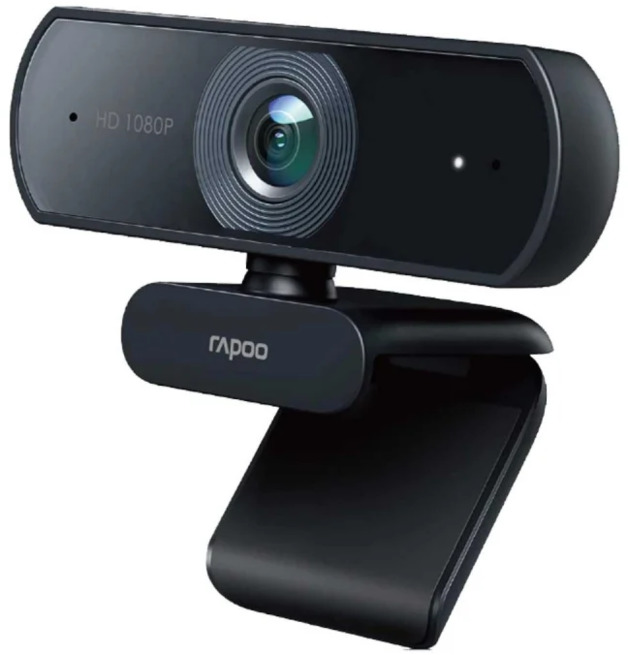 Rapoo C260 FHD 1080p USB Webcam