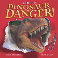 Pop-Up Dinosaur Danger! image