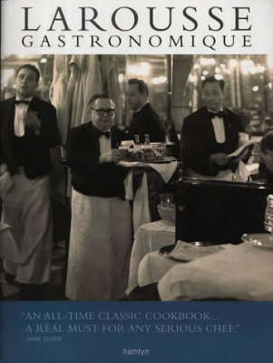 Larousse Gastronomique: The World's Greatest Cookery Encyclopedia by Prosper Montagne image