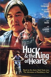 Huck And The King Of Hearts on DVD