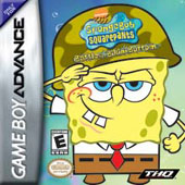 SpongeBob SquarePants: Battle for Bikini Bottom for GBA