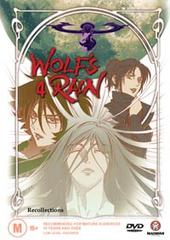 Wolf's Rain Vol 4 - Recollections on DVD