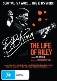 B.B. King The Life of Riley on DVD