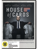 House of Cards - Season 1 DVD
