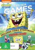 Spongebob Squarepants: Deep Sea Games DVD