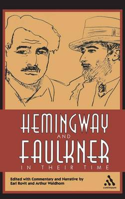 Hemingway and Faulkner in Their Time image