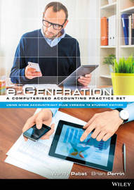 Egeneration - a MYOB Practice Set by Wendy Pabst