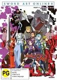 Sword Art Online 2 - Part 4 DVD