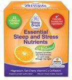 Sleepdrops Essential Sleep & Stress Nutrients (15 x 10g Sachets)