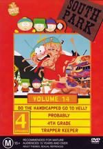 South Park - Vol. 14 on DVD