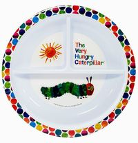 Very Hungry Caterpillar - Section Plate