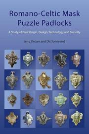 Romano-Celtic Mask Puzzle Padlocks by Jerry Slocum