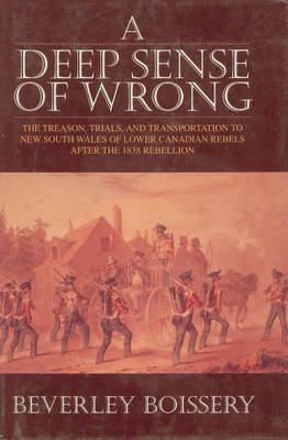 A Deep Sense of Wrong by Beverley Boissery