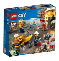 LEGO City: Mining Team (60184)