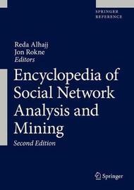 Encyclopedia of Social Network Analysis and Mining