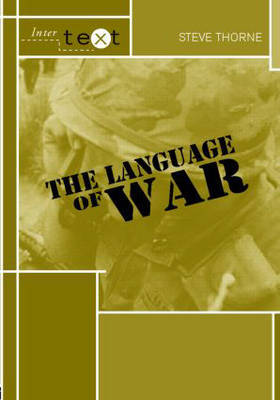 The Language of War by Steve Thorne image