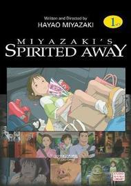 Spirited Away, Vol. 1 by Hayao Miyazaki image