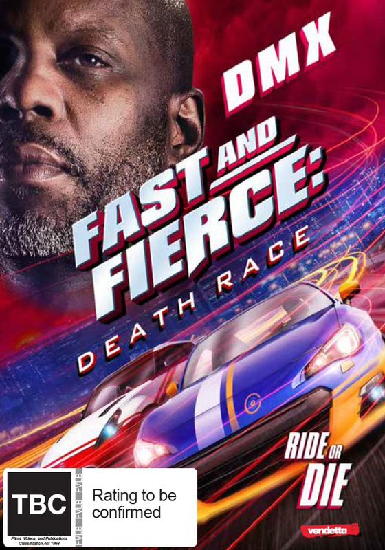 Fast & Fierce: Death Race on DVD