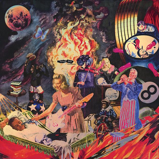 Insomniac (25th Anniversary) by Green Day