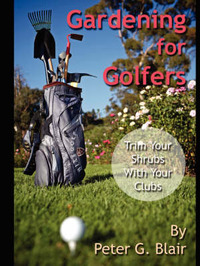 Gardening for Golfers by Peter Blair image