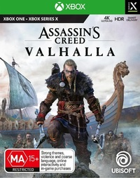 Assassin's Creed Valhalla Limited Edition for Xbox Series X, Xbox One