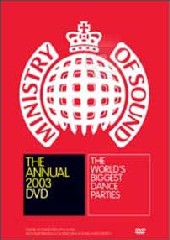 Ministry Of Sound - The Annual 2003 on DVD
