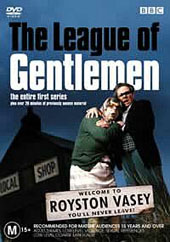 League Of Gentlemen, The - Series 1 on DVD
