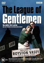 League Of Gentlemen, The - Series 1 on DVD