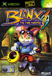 Blinx: The Time Sweeper for Xbox