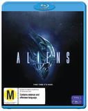 Aliens on Blu-ray