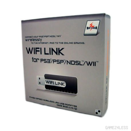WiFi Link for PS3