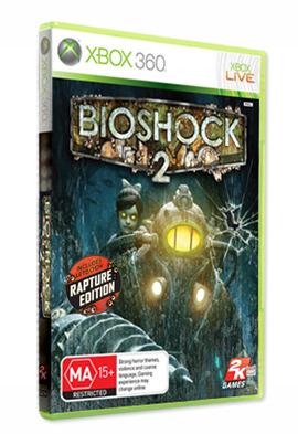 Bioshock 2 Rapture Edition for X360