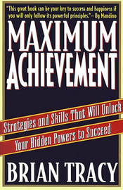 Maximum Achievement by Brian Tracy image