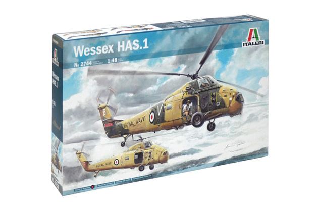 Italeri Wessex HAS 1 1:48 Scale Model Kit
