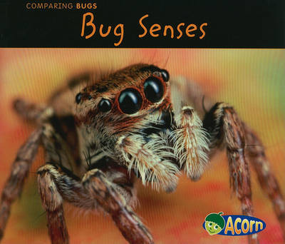 Bug Senses by Charlotte Guillain