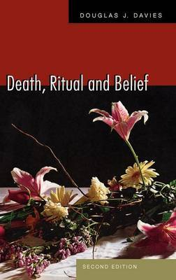 Death, Religion and Belief by Douglas Davies image