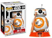 Star Wars: BB-8 (Baseball Ver.) Pop! Vinyl Figure image