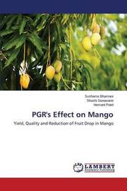 Pgr's Effect on Mango by Bhamare Sushama