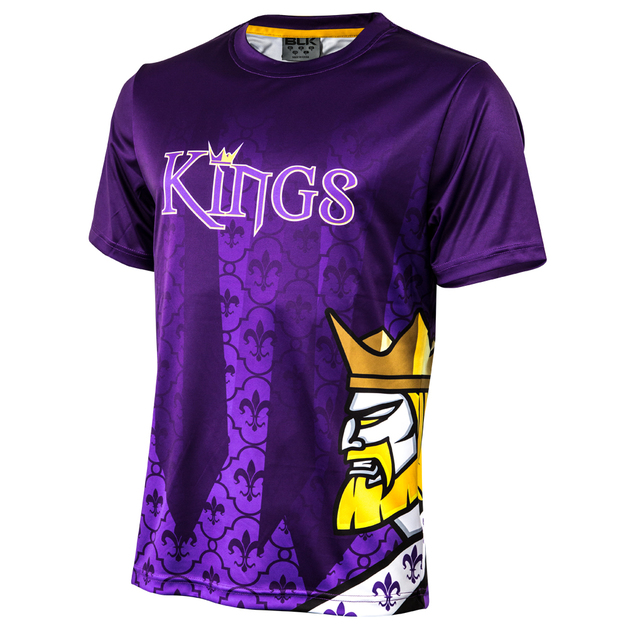Canterbury Kings Youth Performance Tee (Size 6)