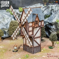 ColorED Scenery: Old Man's Windmill