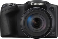 Canon Powershot SX430IS Black Digital Camera
