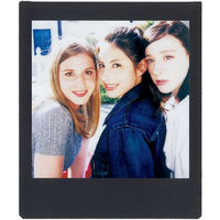 Instax Square Film Black Frame - 10 Pack image