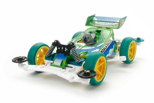 Tamiya: Mini 4WD Koala Racer (VS Chassis)