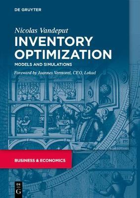 Inventory Optimization by Nicolas Vandeput