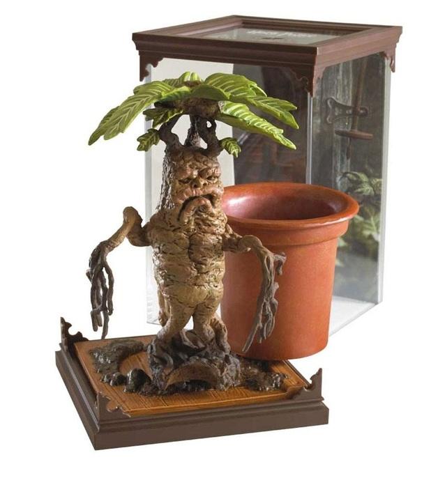 Harry Potter: Magical Creatures Diorama - Mandrake (No.17)